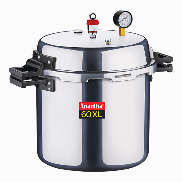 Anantha XL Cookers - Heavy Duty Pressure Cookers (60 Lts)